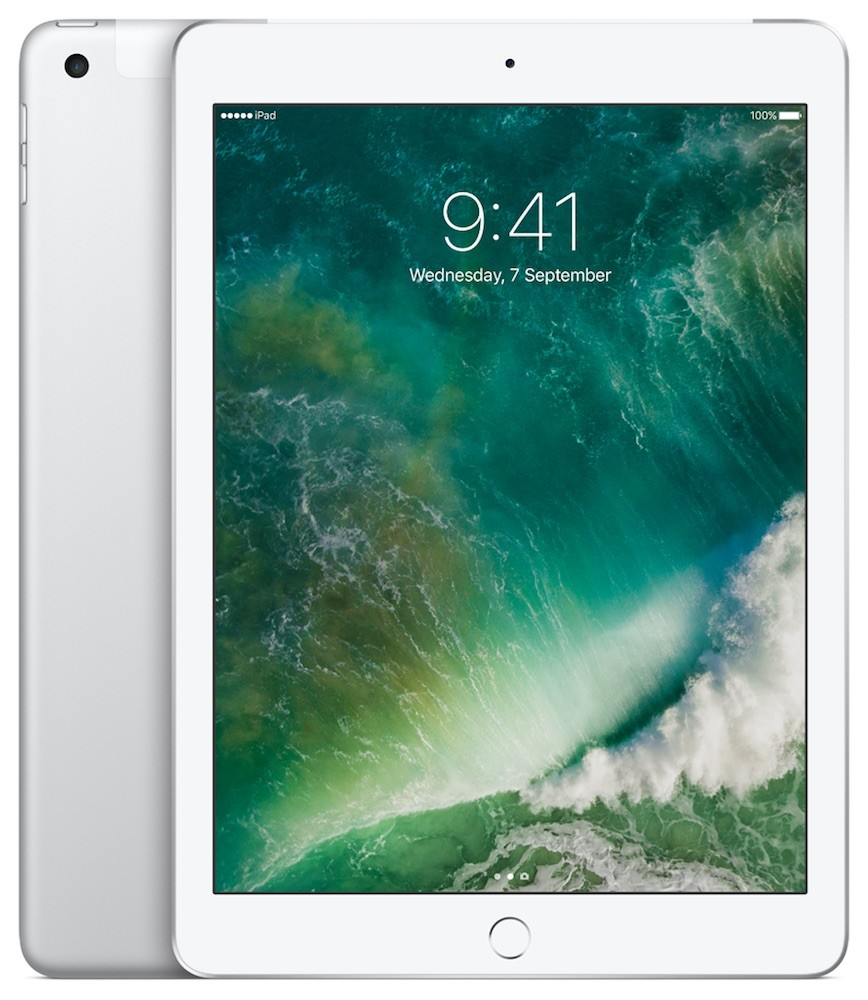 iPad 32GB Silver WiFi + Cellular